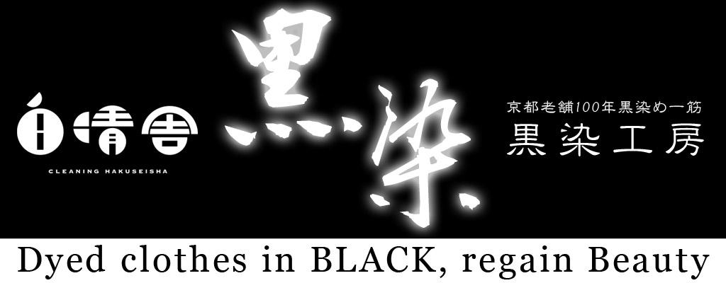究極の黒染め